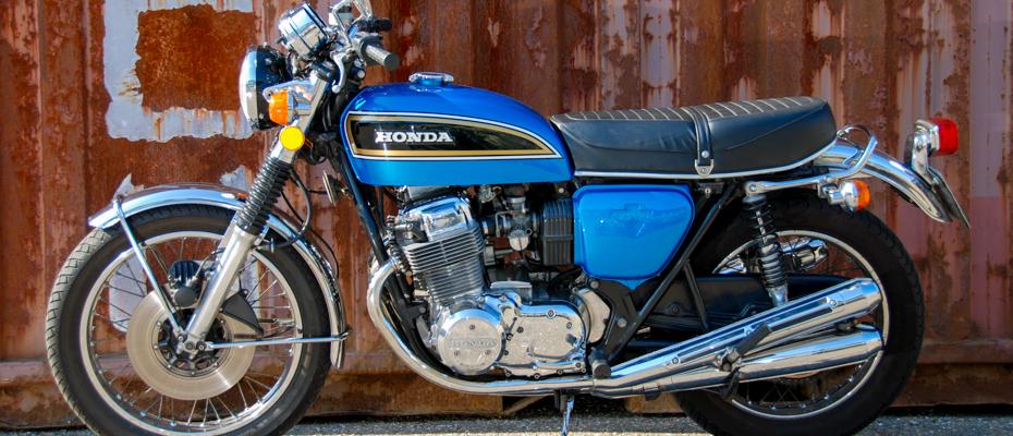 Min Honda CB750 K6 – 1976